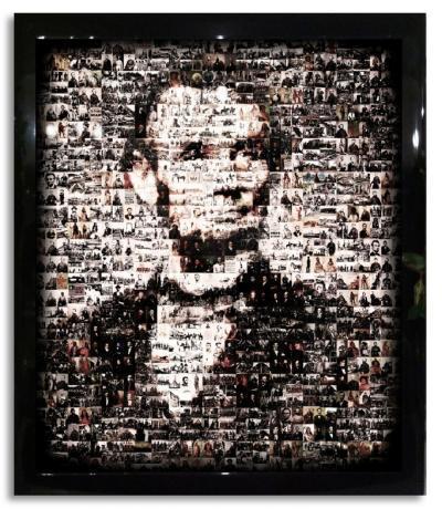 """, '""""Abe Lincoln"""",' 2014, The La Jolla Gallery"""