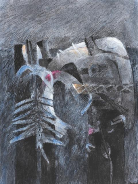 , 'Transhumantes,' 2015, Latin American Masters
