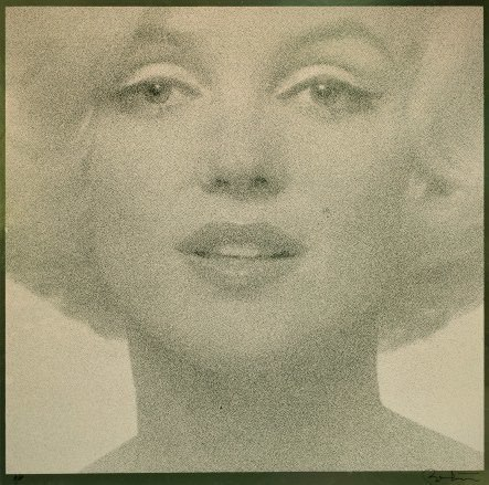 Bert Stern, '2 Gold Marilyn Monroes', c.1973, Capsule Gallery Auction