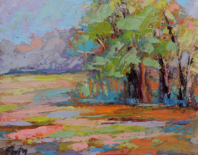 Peyton Hutchinson, 'Pastel Clearing', 2019, Caron Gallery