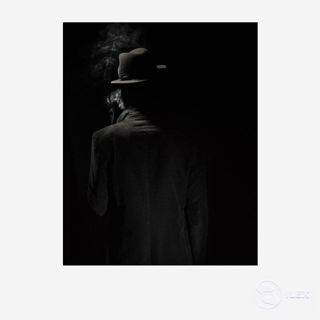 , 'Man in Hat,' 2014, ILEX Gallery