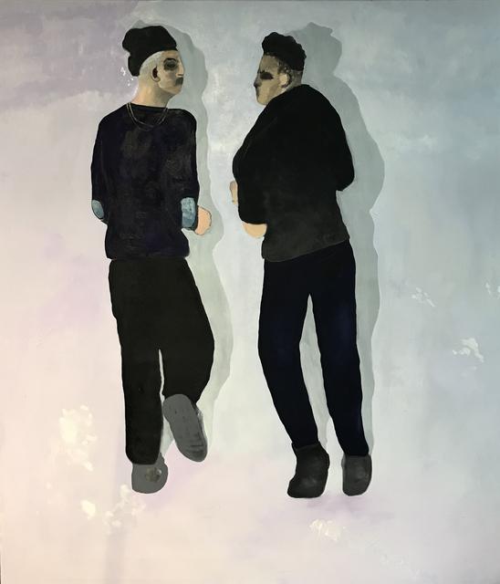 """, '""""golden"""",' 2018, Michael Werner Gallery"""