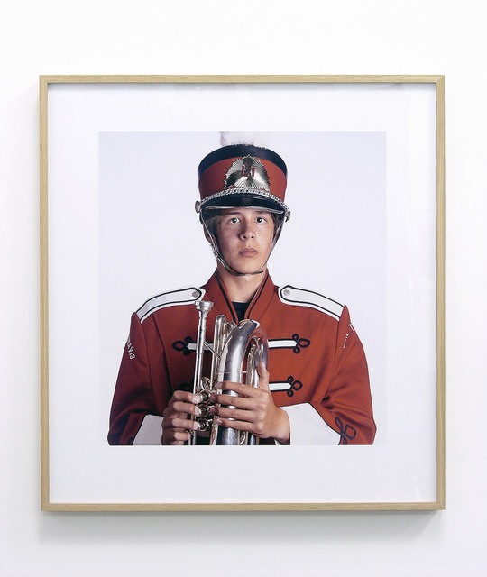 , 'From the series Troop,  Alex,' 2005, Galerie Bob van Orsouw