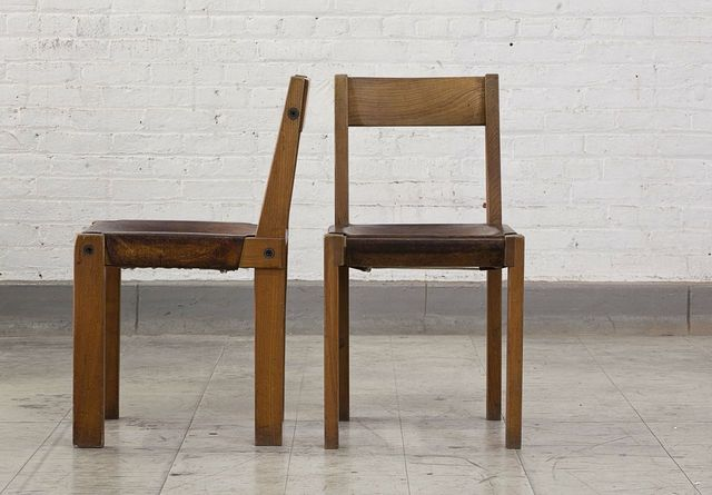 , 'Set of 6 chairs,' ca. 1960, Magen H Gallery