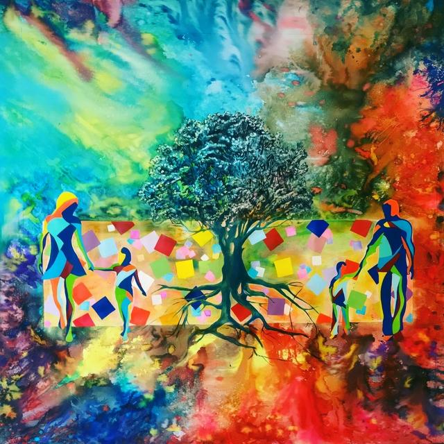 , 'Life's Tree,' 2018, BAM Gallery