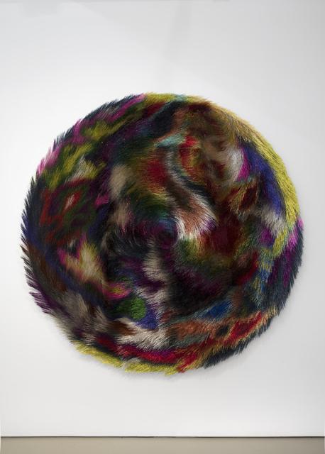 , 'Tondo,' 2018, Jack Shainman Gallery