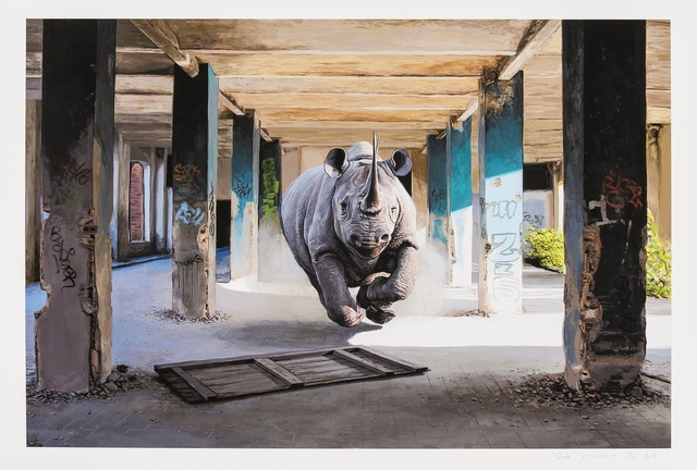 Josh Keyes, 'Quake', 2017, Forum Auctions