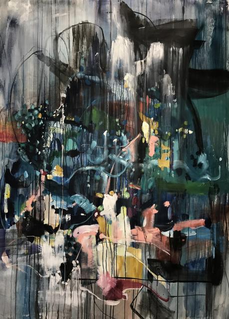 , 'Sense of Perception,' 2017, Vicky Barranguet