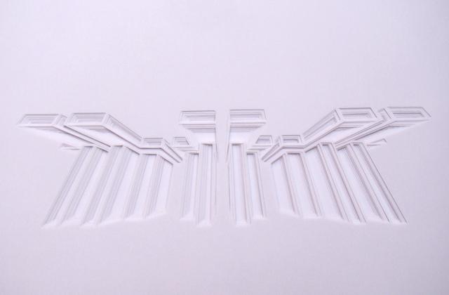 , 'La percepción de los límites físicos #1,' 2017, BETA Galería