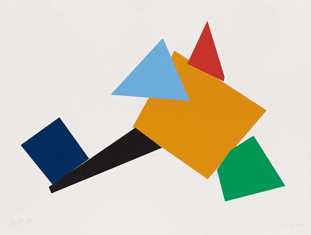 Joel Shapiro, 'Up Down Around', 2011, Storm King Art Center Benefit Auction
