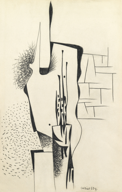 , 'Composition,' 1952, Whitford Fine Art