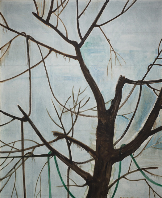 , 'The Trees in Autumn (1 秋天的树 1),' 2013, ShanghART
