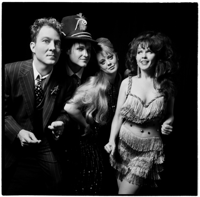 , 'B52's • 1989 • NYC • MTV,' 1989, photo-eye Gallery