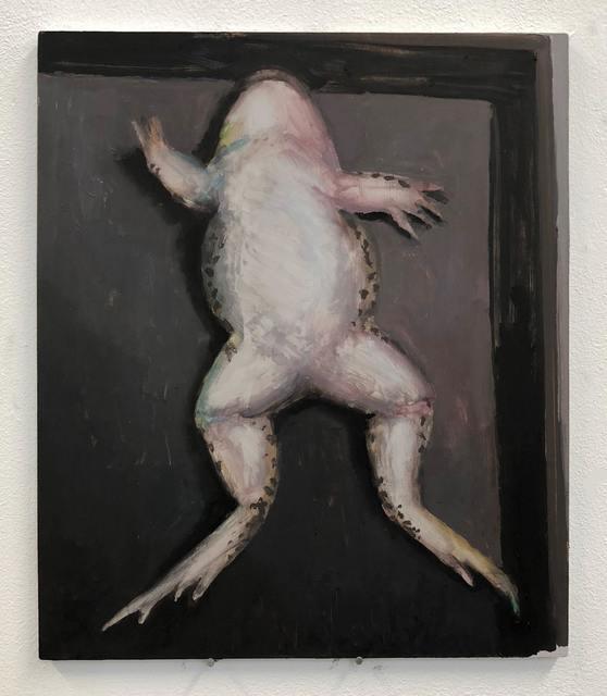 Tomas Harker, 'Frog', 2018, Tatjana Pieters