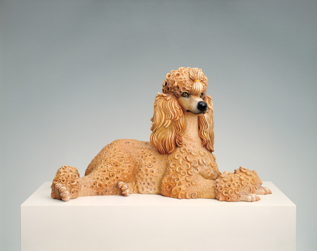 , 'Poodle,' 1991, Whitney Museum of American Art