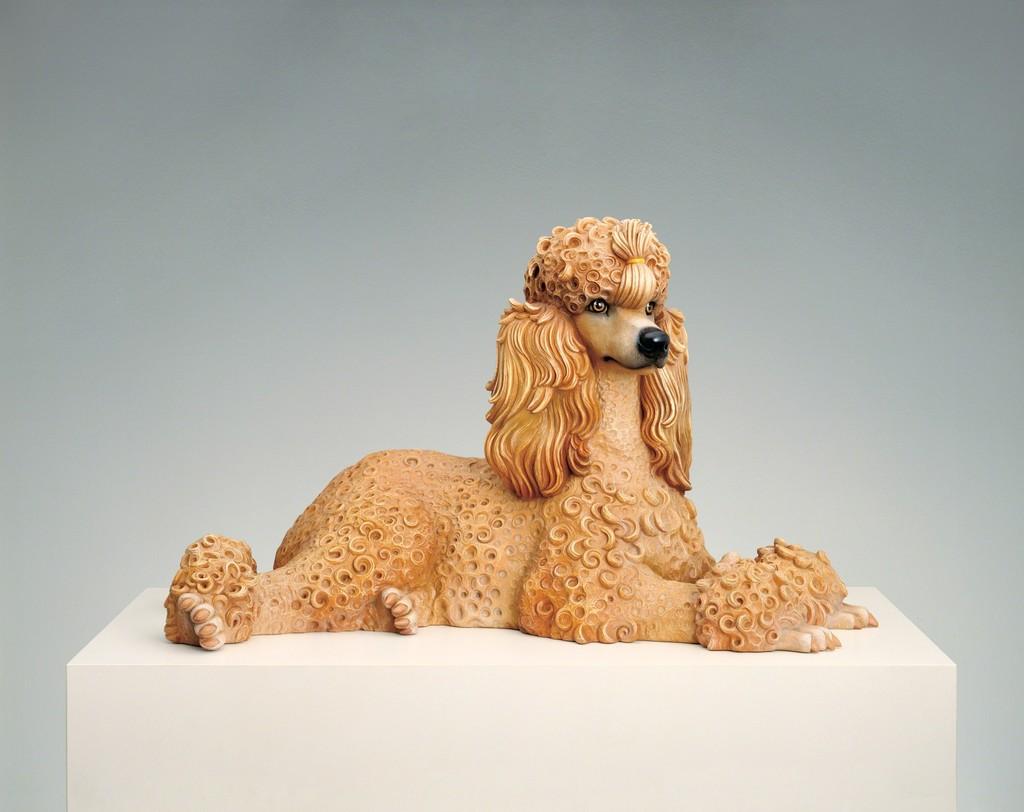 Jeff koons poodle 1991 artsy