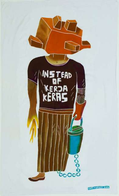 , 'Instead of Kerja Keras,' 2012, Arario Gallery