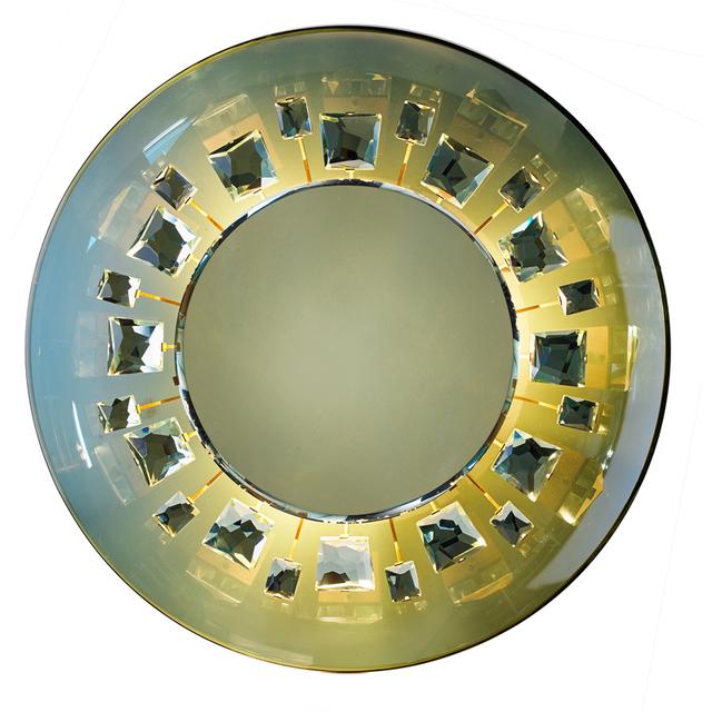 Max Ingrand, 'Rare Illuminated Mirror, Model 2044, Italy', 1961, Rago/Wright