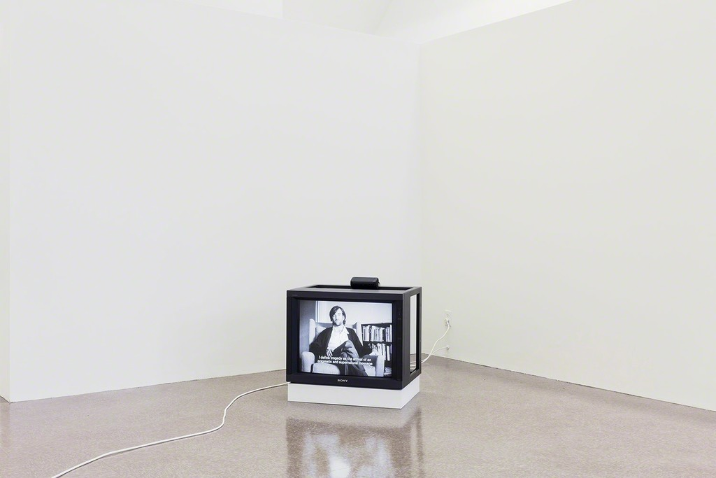 ALEJANDRO CESARCO, EVERNESS (EXCERPT), 2008/2017. COURTESY OF THE ARTIST AND TANYA LEIGHTON, BERLIN. PHOTO: USEFUL ART SERVICES.