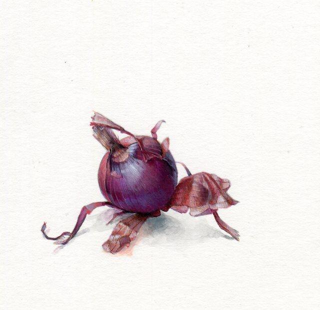 , 'Onion,' 2019, Louis K. Meisel Gallery