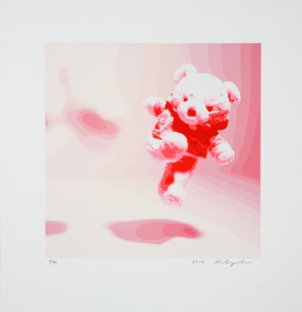 Hiroshi Kobayashi, 'Cast of fortune', 2010, Print, Silkscreen, Artside Gallery