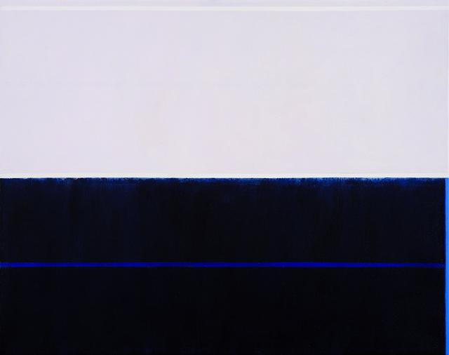 , 'Ultramarine & Cobalt Sea,' 2018, Charles Nodrum Gallery