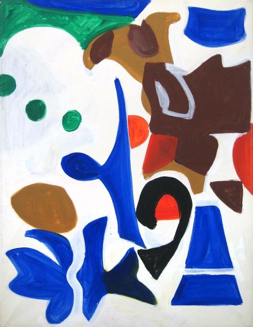 , 'Untitled #48,' , Tibor de Nagy