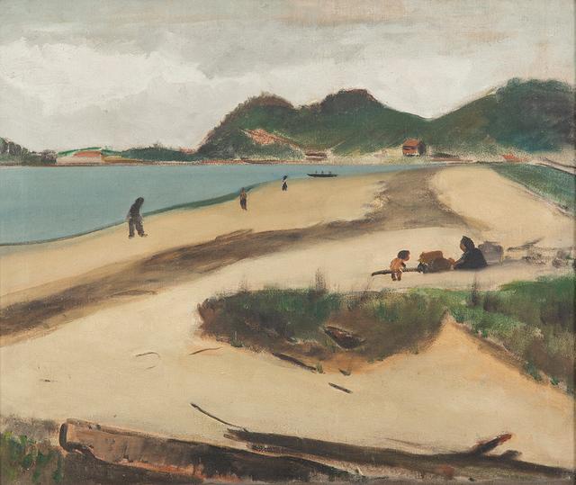 , 'Itanhaém,' 1945, Simões de Assis Galeria de Arte