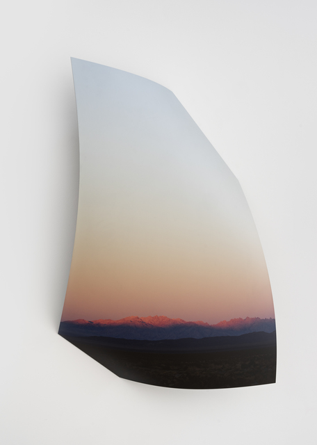 , 'Joshua Tree Wall Bend,' 2018, GRIMM