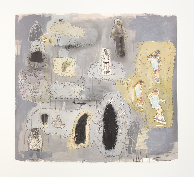 , 'Night Moves,' 2017, ADA Gallery
