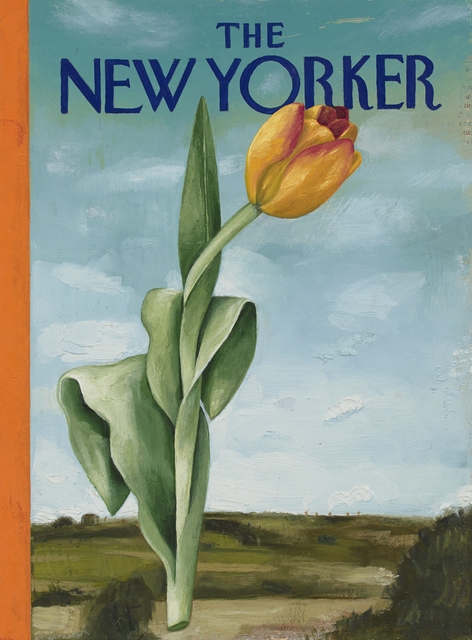 , 'The New Yorker,' 2014, Tibor de Nagy