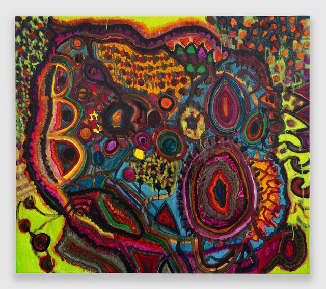 Rob Ventura, 'Pathogen II (Bacillus anthracis)', 2020, Painting, Oil on Linen, PROTO Gallery