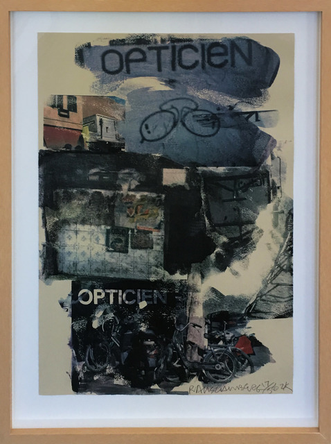 Robert Rauschenberg, 'Site', 2000, Hamilton-Selway Gallery Auction