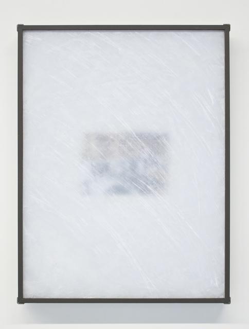 , 'Girl with Camera (hiding),' 2016, Dürst Britt & Mayhew