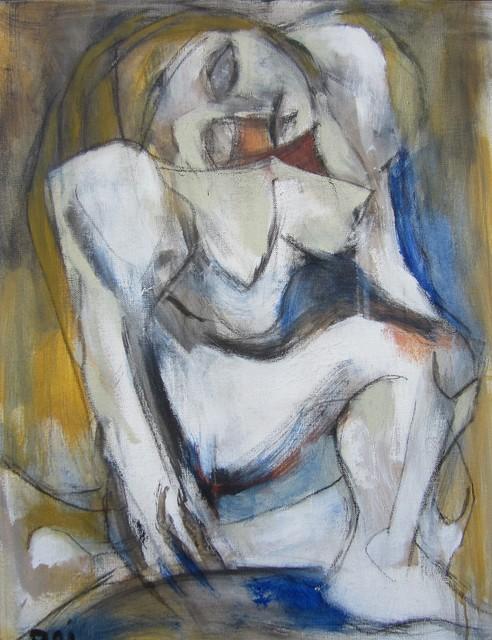 , 'Famke,' 2018, Spence Gallery