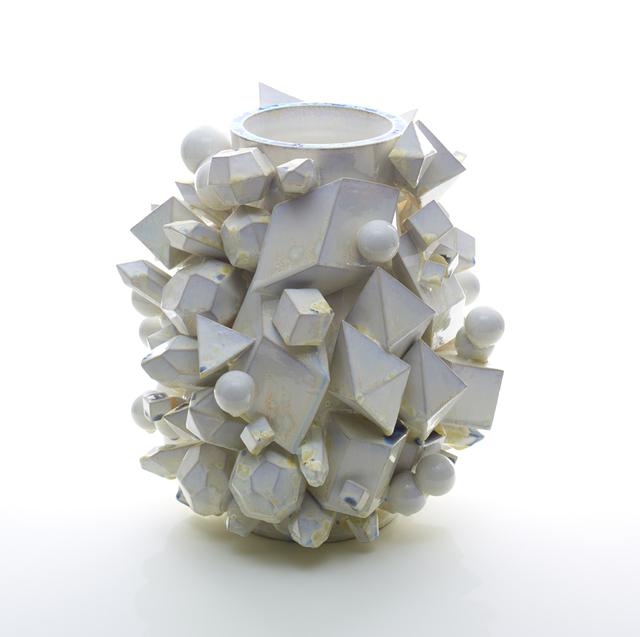, 'Dynamic Magma Vase,' 2016, Adrian Sassoon