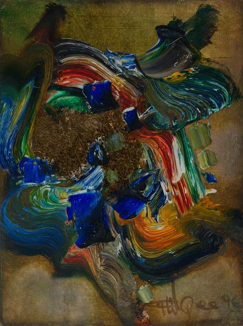 , 'color composition ,' 1996, Eye For Art Houston