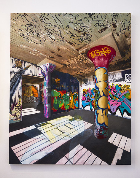 "Jessica Hess, '""Special Delivery I"" ', 2014, Hashimoto Contemporary"