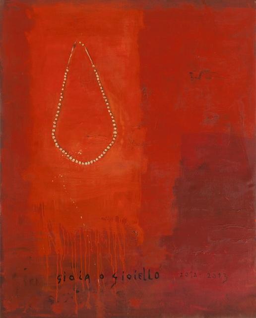 , 'Gioia o Gioiello,' 2012, Partners & Mucciaccia