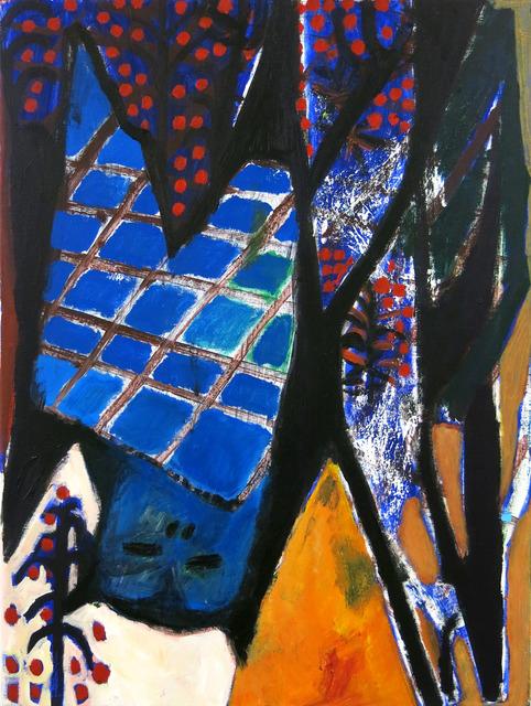 , 'Fledermaus und Kirschen ,' 2016, Galerie Kleindienst