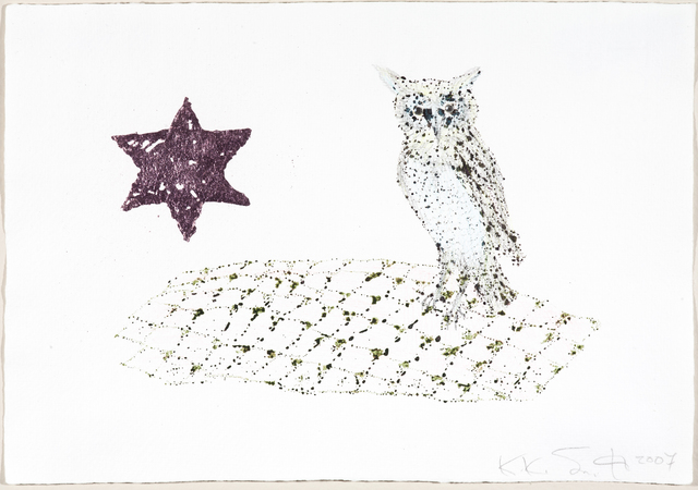 Kiki Smith, 'Owl', 2007, Children's Museum of the Arts Benefit Auction