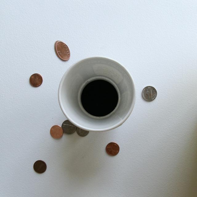Paul Ramírez Jonas, 'Well', 2008, Installation, Pedestal, water, paper coffee cup, Nara Roesler