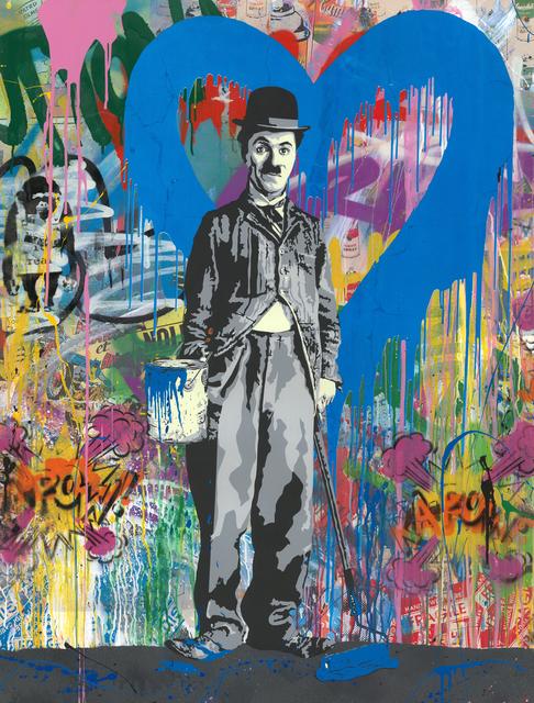 , 'Chaplin,' 2019, ZK Gallery