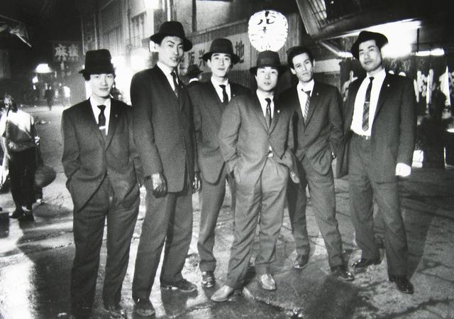 , 'Gangsters, Osaka, Japan,' 1960, Howard Greenberg Gallery