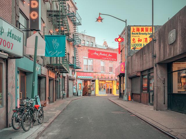, 'Chinatown Colorful,' , ArtStar