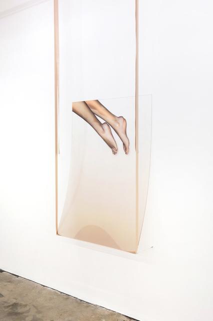 , 'Das Unheimliche (2),' 2014, Nina Johnson