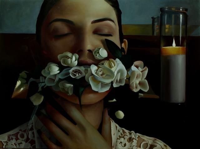 , 'The Fakest of Flowers III,' 2019, Denise Bibro Fine Art