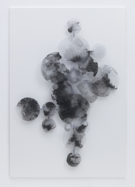 , 'Immaculate Conception of a Cloud V,' 2014, STPI