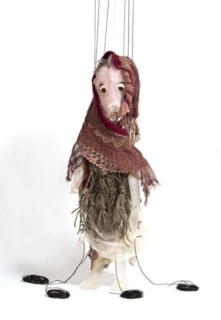 , 'Cabaret Crusades III: The Secrets of Karbala - Marionettes,' 2014, Sfeir-Semler