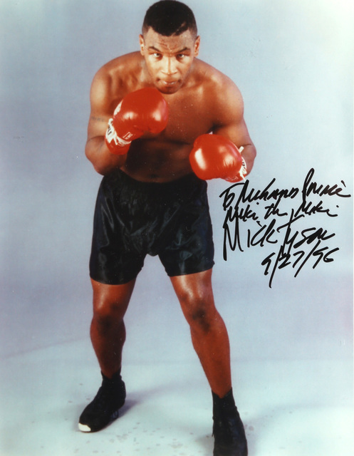 Richard Prince, 'Mike Tyson', 2000, RoGallery